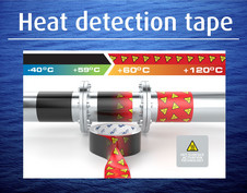 AS-92 HEAT DETECTION TAPE