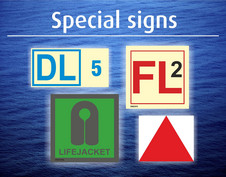SPECIAL SIGNS