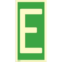 E-kirjain