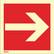 This way (straight arrow)