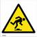 Varoitus esteistä