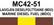 MC42‑51 Laivojen dieselpolttoaine (MDO) | Marine diesel fuel (MDO)