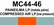 MC44-46 Paineilma LP (matala paine)   Compressed air LP (low pressure)