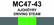 MC47‑43 Ajohöyry | Driving steam