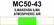 MC50-43 Ilmakehän ilma | Atmospheric air