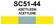 SC51‑44 Asetyleeni | Acetylene