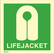 Lifejacket available immediately from stock