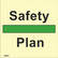 Safety plan available immediately from stock