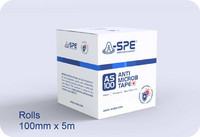 AS-100 Anti Microb Tape 100 mm x 5 m roll
