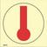 Heat detector immediately from stock