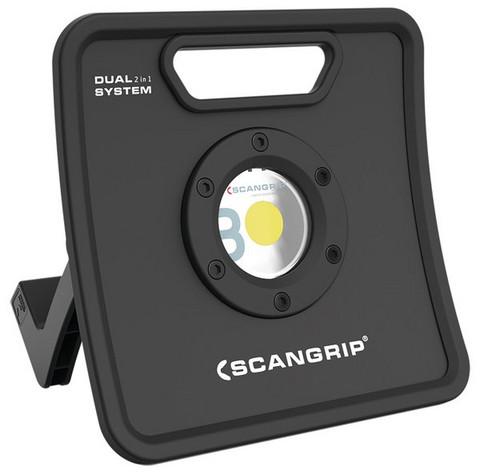 Scangrip Nova 3K C+R  Työvalaisin - Ladattava