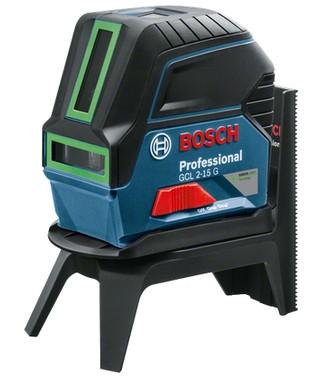 Bosch GCL 2-15 GREEN Kombilinjalaser