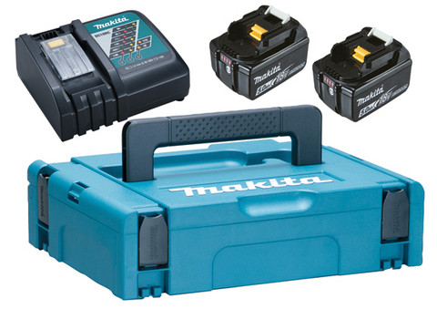 Makita 197624-2 PowerPack 5,0Ah