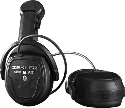 Zekler 412SH Streaming-kuulonsuojain Bluetooth-toiminnolla Kypäräkiinnitys