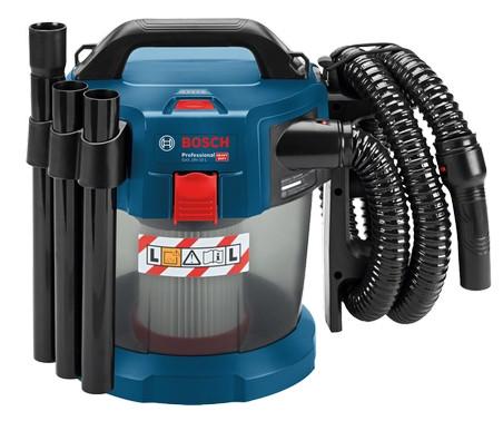 Bosch GAS 18 V-10 Akkuimuri RUNKO