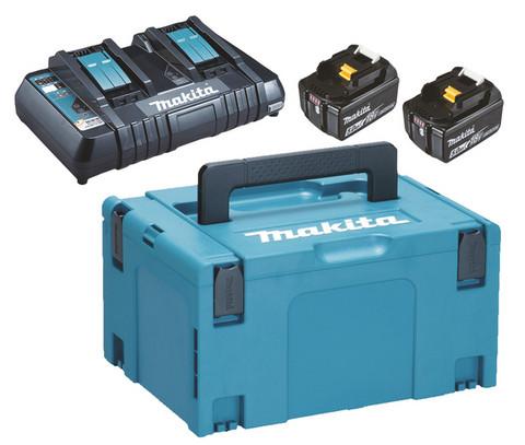 Makita 197629-2 PowerPack 5,0Ah Tuplalaturilla!