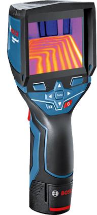 Bosch GTC 400 C Visuaalinen lämpökamera