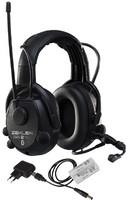 Zekler 412RDB Radiokuulonsuojain kuuntelu- ja Bluetooth-toiminnolla sis. AKKU+LATURI!