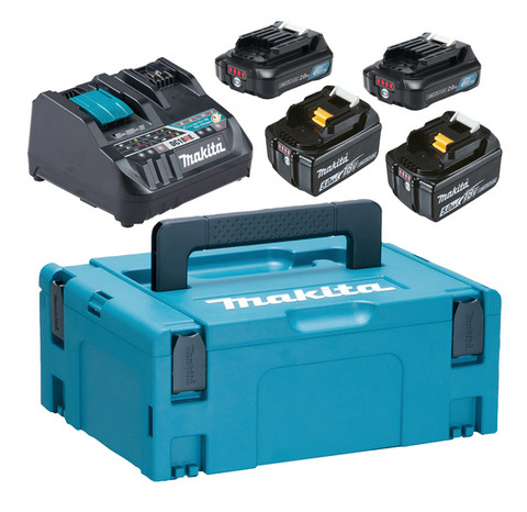 Makita 199025-0 PowerPack LXT / CXT