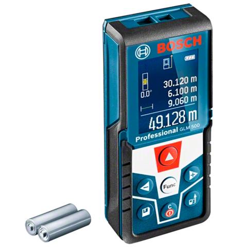 Bosch GLM500 Laseretäisyysmittalaite