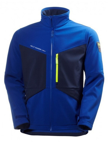 Helly Hansen 74051 Aker SoftSell Jacket, cobalt