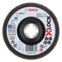 X-LOCK X571 tasoliuskalaikka 125 mm K40, Best for Metal