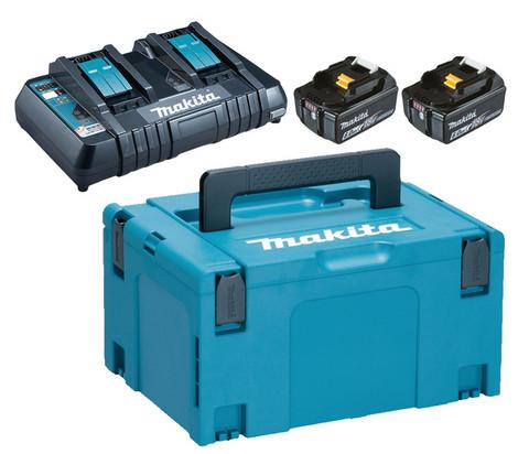 Makita 198077-8 PowerPack 6,0Ah Tuplalaturilla!
