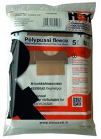 H&H Fleecepölypussi 5 kpl Flex VC35, 42556242