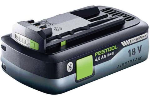 Festool BP 18 Li 4,0 HPC-ASI HighPower-akku 18V 4,0Ah