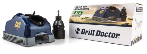Drill Doctor XP Poranteroituskone 3-13 mm