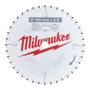 Milwaukee Pyörösahanterä 165x1.6x15.87 Z40 Puulle