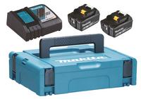 Makita 198116-4 PowerPack 6,0Ah