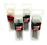 Tecos Bits 50mm Konekärkipaketti 10kpl/rasia