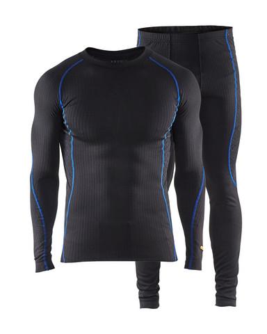 Blåkläder 6810-1707 Kerrasto Light, Musta/sininen