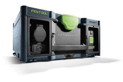 TULOSSA Festool SYS-PowerStation, SYS-PST 1500 Li HP