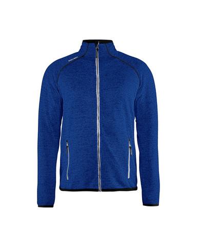Blåkläder 4942-2117 Neulottu takki, sininen