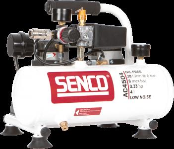 Senco AC4504 hiljainen kompressori