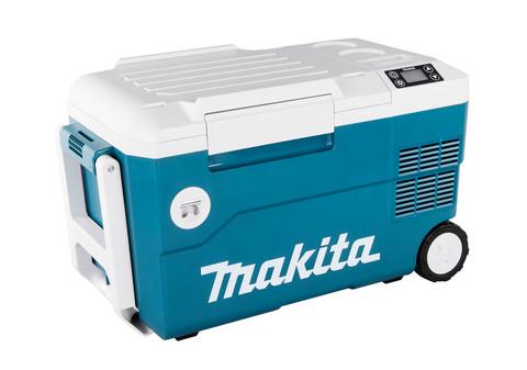 Makita DCW180Z Kylmä-/lämpölaukku 2x18V RUNKO / 230V / 12V