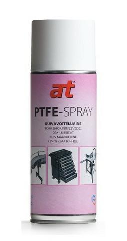 AT PTFE-Spray Kuivavoiteluaine, 3650