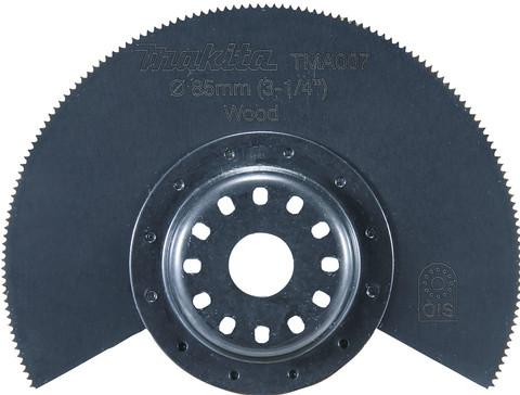 Makita B-21331 Puolipyöreä Segmenttisahanterä 85mm, TMA007