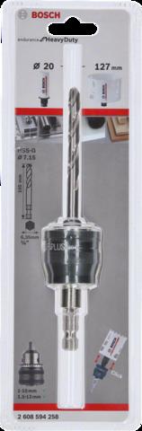 Bosch Reikäsahan adapteri PCP 8,7mm HSS-G 7,15x105