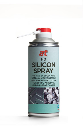AT HD Siliconspray, 3110