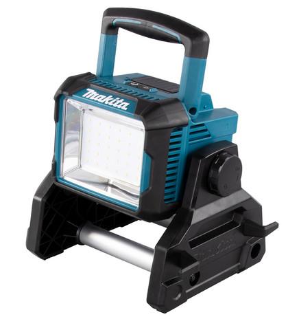 Makita DML811 LED-valaisin 14,4 / 18 / 230 V