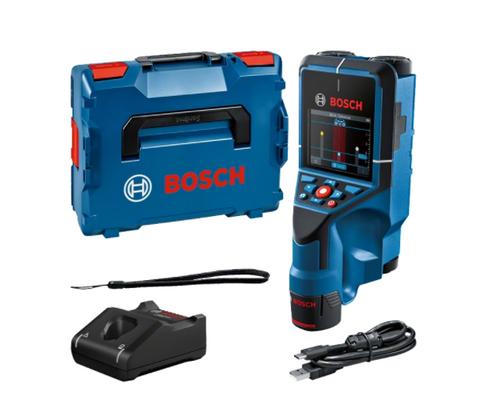Bosch D-TECT 200 C PROFESSIONAL Rakenneilmaisin 12V 1x2,0Ah