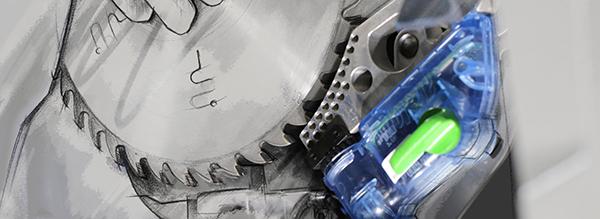 Vähentää vakavien käsivammojen riskiä – uusi SawStop-teknologia.