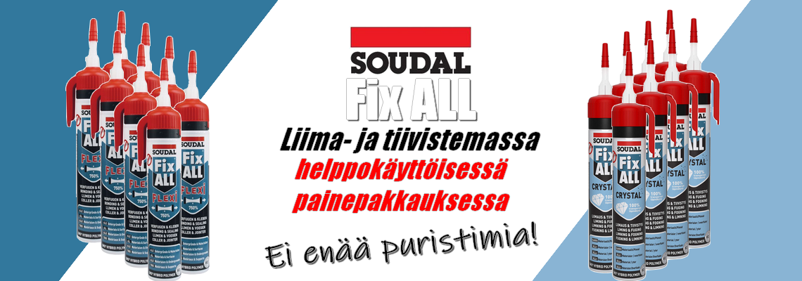 Soudal Fix ALL Presspack