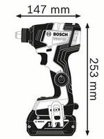 Bosch GDX 18 V-200 C Iskumutteriväännin RUNKO