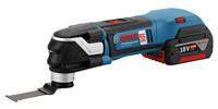Bosch GOP 18V-28 Akku-Multi-Cutter -monitoimityökalu 18V RUNKO