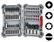 Bosch Pick and Click Impact Control -ruuvauskärkisarja, 36 osaa