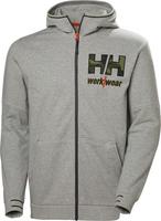 Helly Hansen 79243 Kensington Huppari Harmaa/Camo